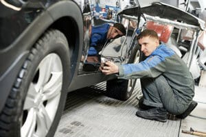 auto body collision repairs collinsville il